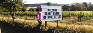 Sean Parisi - Cline Vineyards