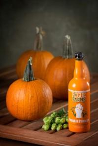 Pumpkin Patch Ale Product Shot