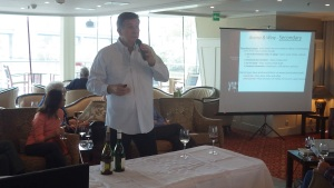Barry Wiss of Trinchero Family Estates