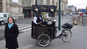 Crepes Cart