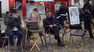 Montmartre Artist Colony