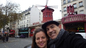 Moulin Rouge Selfie