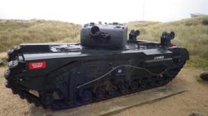 Allied Tank