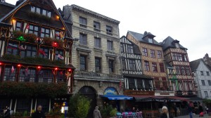 Rouen City Block