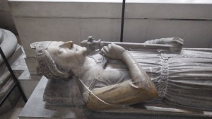 Tomb of Richard the Lionhearted