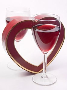 Wine-heart