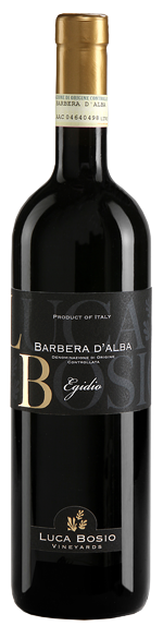 Luca_Bosio_Barbera_Alba_Bottle