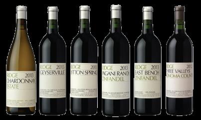 Ridge-wines