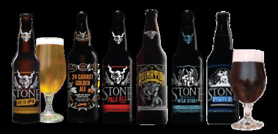 Stone-beers-tasted
