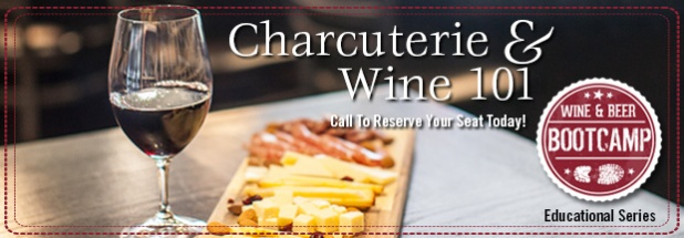 Charcuterie and Wine class