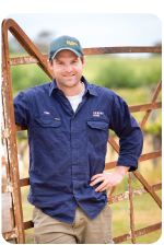 Tom Barry, winemaker