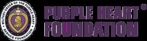 purple heart foundation logo