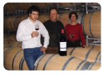 Valade Family wine makers