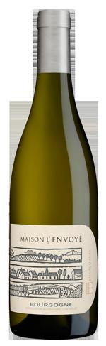Burgundy Blanc wine