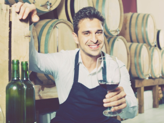 wine business owner picture