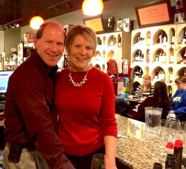 Allan and Gina Graham