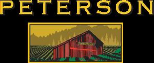 Peterson winery logo