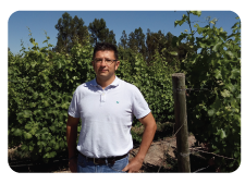Carlos Gatica winemaker headshot