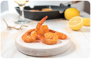 catalan shrimp recipe photo