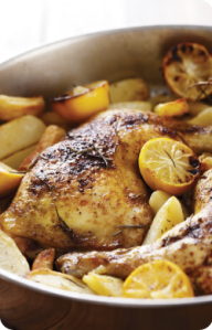 Spanish Roasted Chicken