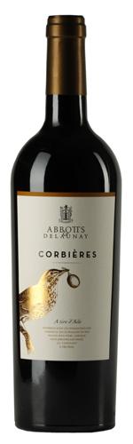 Corbieres wine bottle