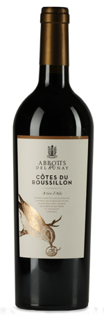 Cotes Roussillon bottle