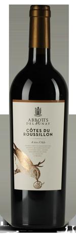 Cotes Roussillon bottle