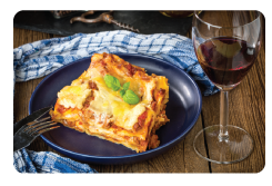 go to lasagna dish