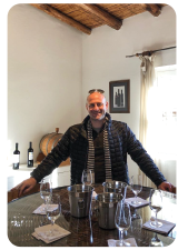 winemaker Greg Martellotto