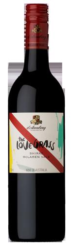 Shiraz Love Grass Bottle