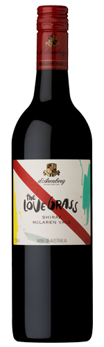 Shiraz Love Grass Bottle