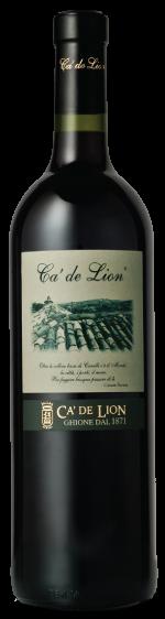 Ca De Lion Wine Bottle