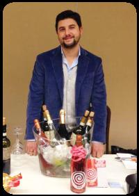 winemaker Silvio Ghione