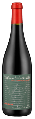 Chateau Maris Natural Selection Syrah Grenache