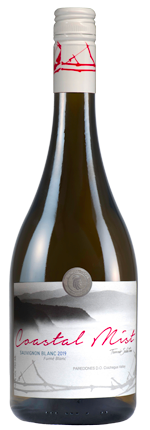 Coastal Mist Sauvignon Blanc bottle