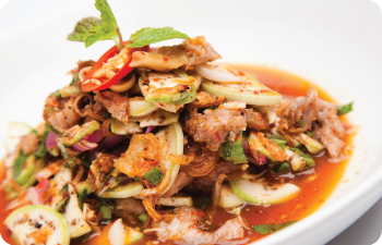 Thai Grilled Beef