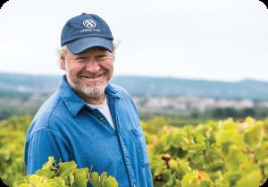 Winemaker Robert Eden