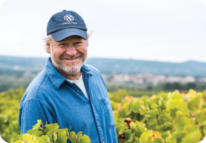 Winemaker Robert Eden