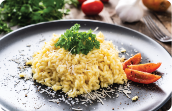 Risotto with Arneis