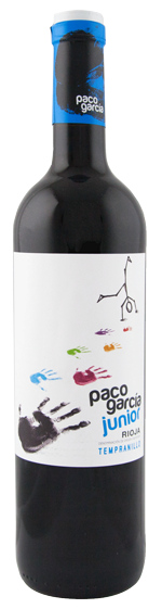Paco Garcia Junior Tempranillo