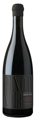 Brew Cru Black Label Pinot Noir
