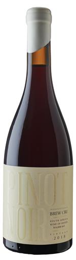 Brew Cru Pinot Noir