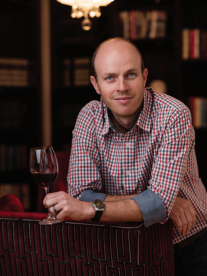 Winemaker Johann Fourie