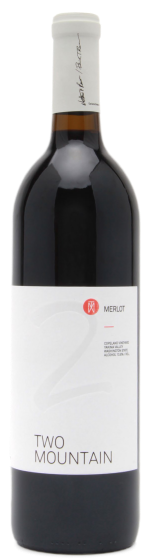 Two Mountain 2018 Merlot