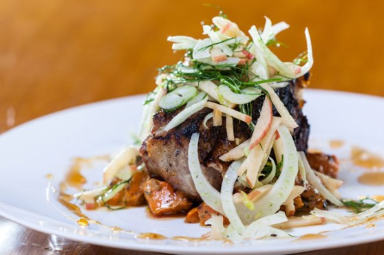 Braised Pork Shoulder Fennel