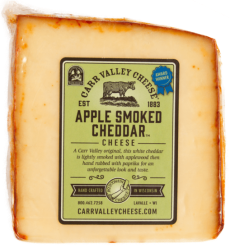 Apple Smoked Cheddar