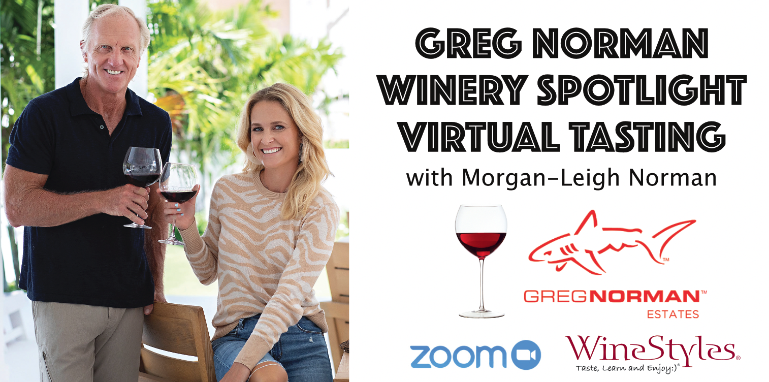 Greg Norman Event Header