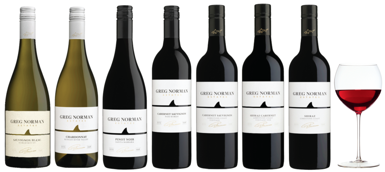 Greg Norman Wines