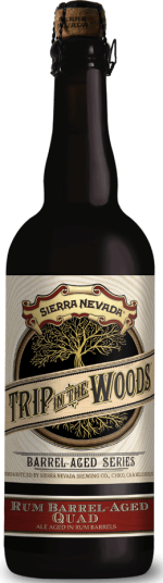 sierra nevada rum barrel aged quad