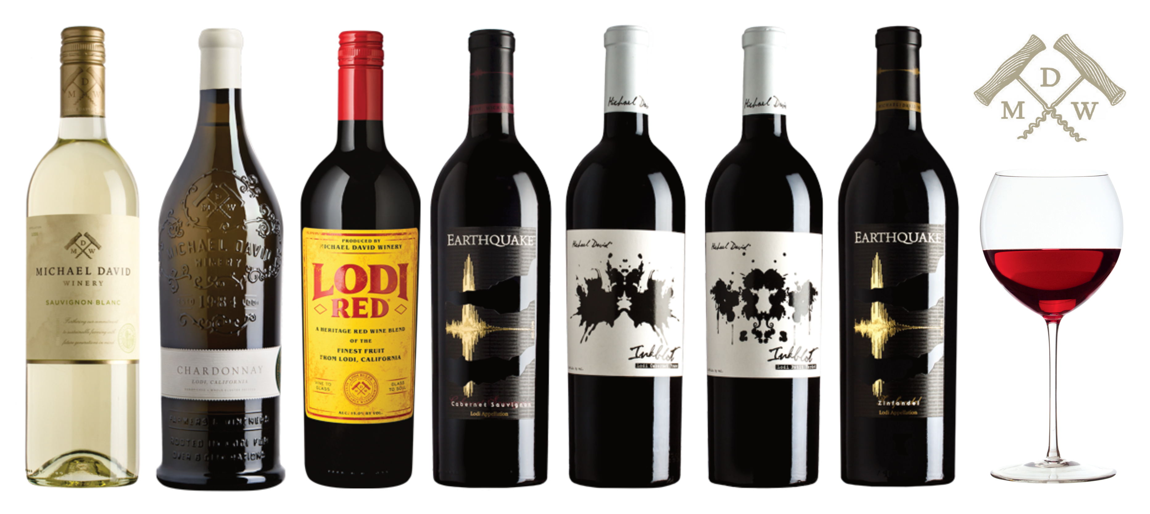 Michael David Winery Wines